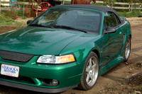 1999 Mustang Cobra Roush