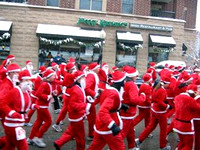 New Bedford Santa Sighting 5k